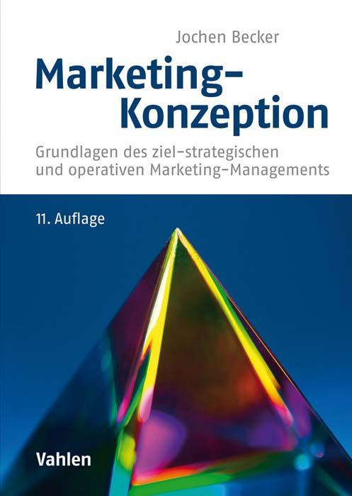 Cover-Bild Marketing-Konzeption