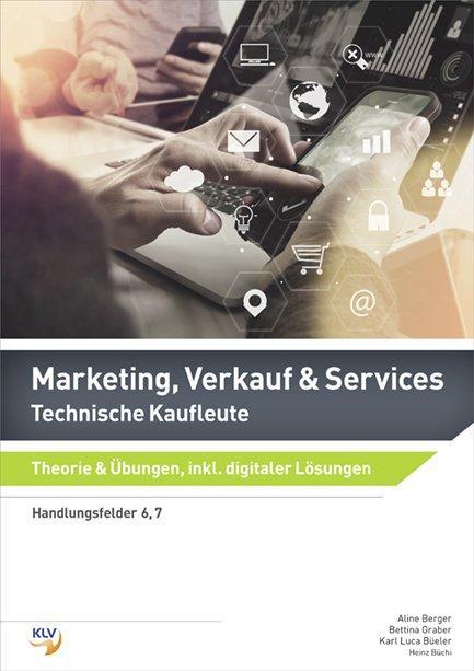 Cover-Bild Marketing, Verkauf & Services - Technische Kaufleute