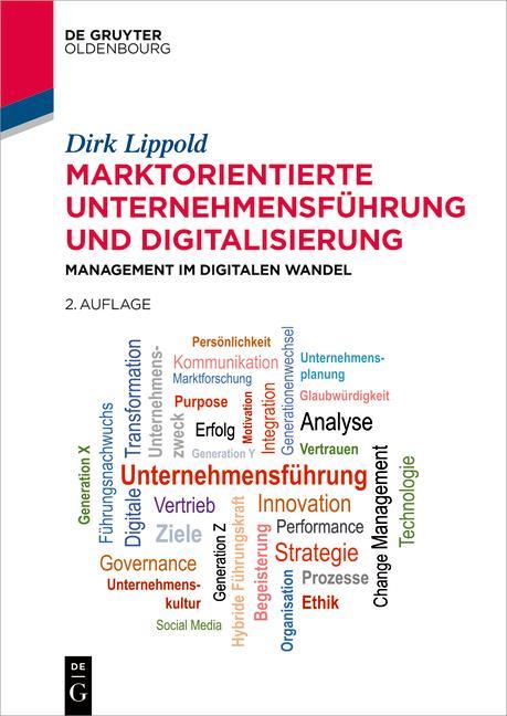 Cover-Bild Marktorientierte Unternehmensführung und Digitalisierung