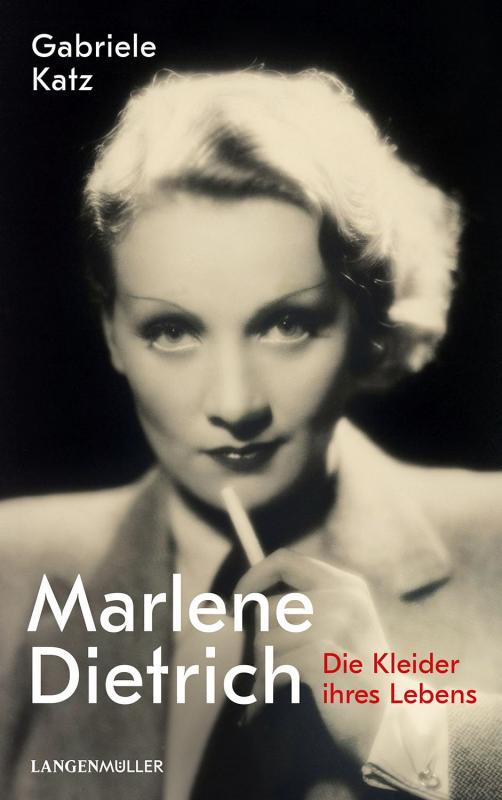 Cover-Bild Marlene Dietrich