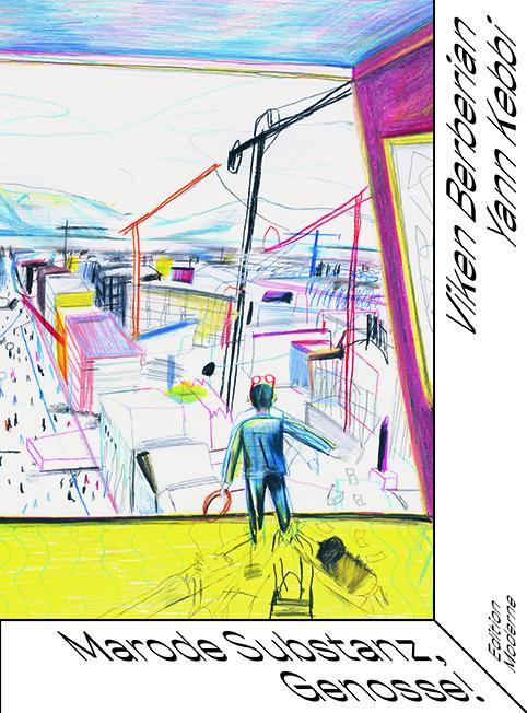 Cover-Bild Marode Substanz, Genosse!