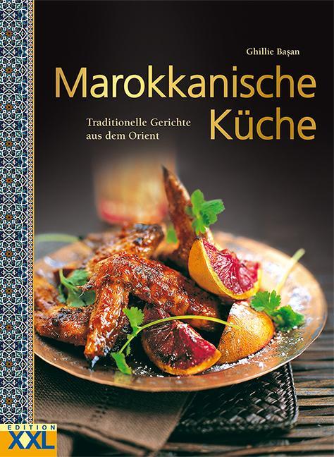 Cover-Bild Marokkanische Küche