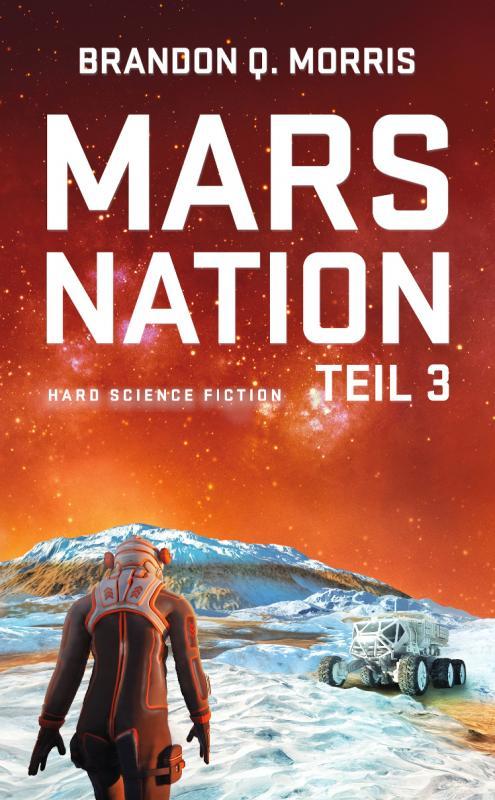 Cover-Bild Mars Nation 3