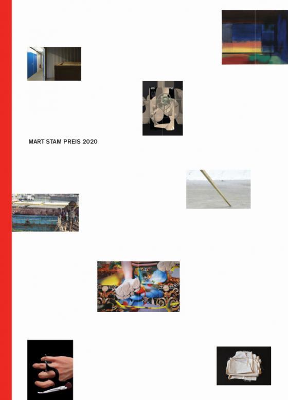 Cover-Bild Mart Stam Preis 2020