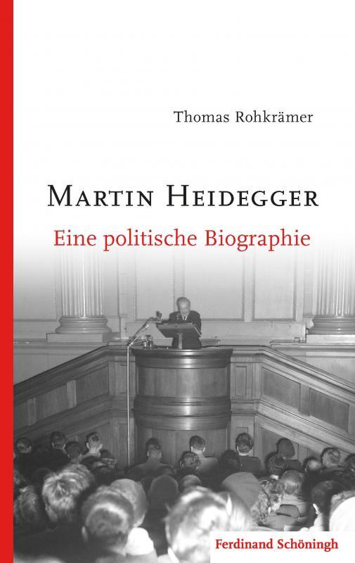 Cover-Bild Martin Heidegger