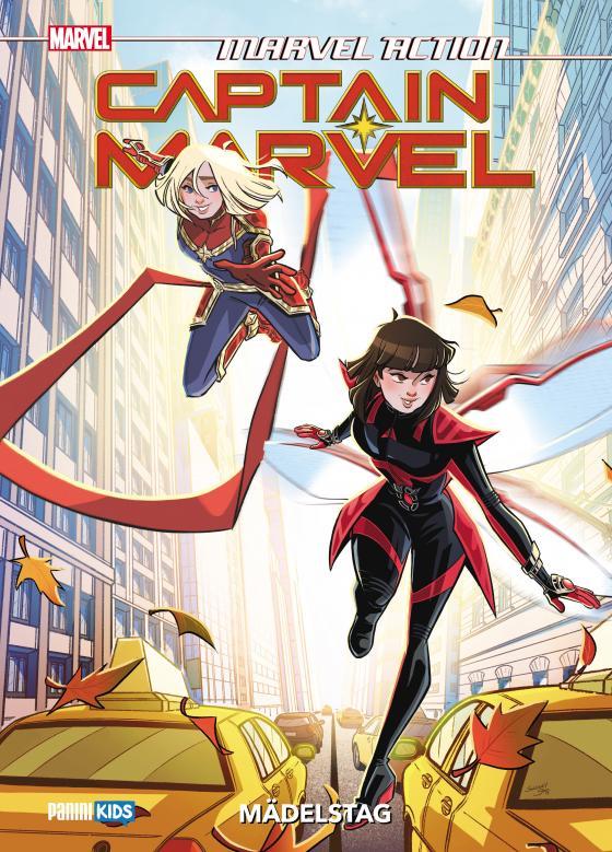 Cover-Bild Marvel Action: Captain Marvel