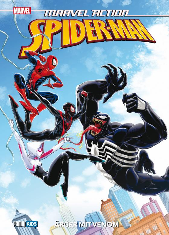 Cover-Bild Marvel Action: Spider-Man