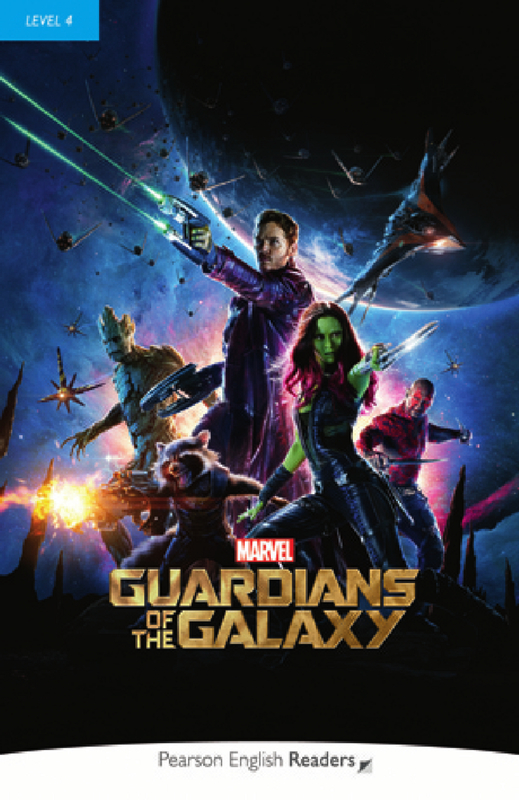 Cover-Bild MARVEL: Guardians of the Galaxy 1 - Buch mit MP3-Audio-CD