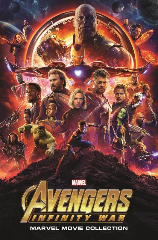 Cover-Bild Marvel Movie Collection: Avengers: Infinity War