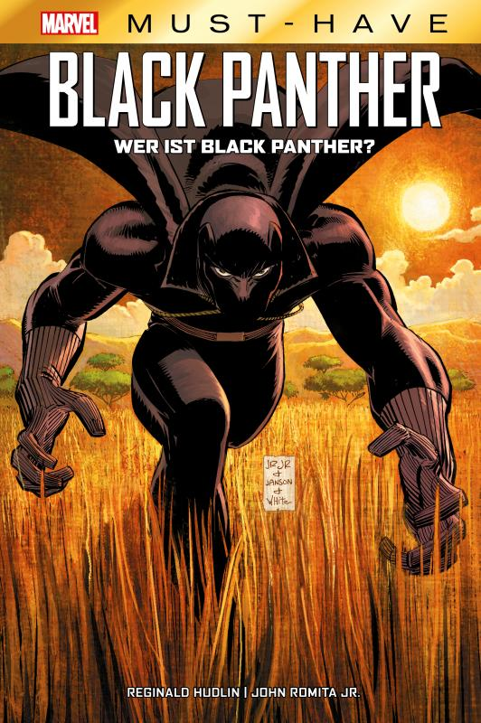 Cover-Bild Marvel Must-Have: Black Panther