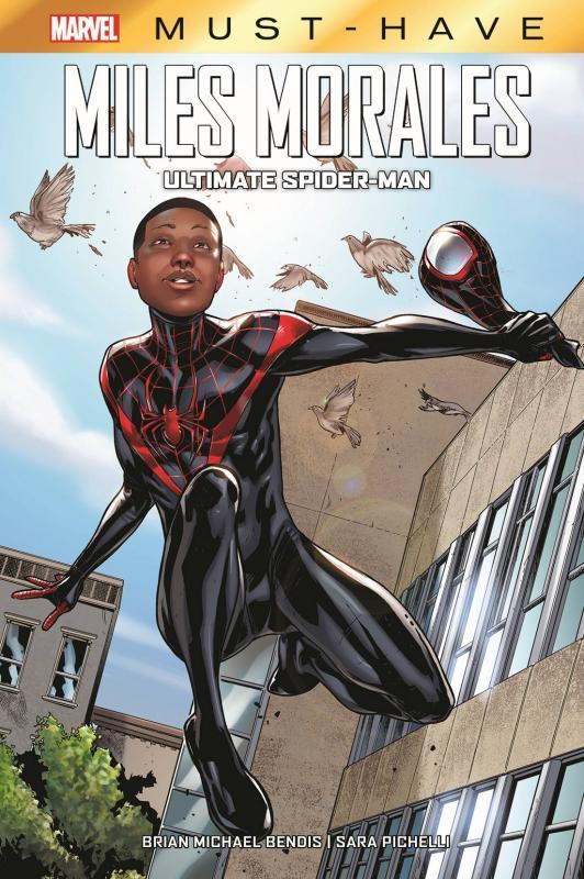 Cover-Bild Marvel Must-Have: Miles Morales: Ultimate Spider-Man