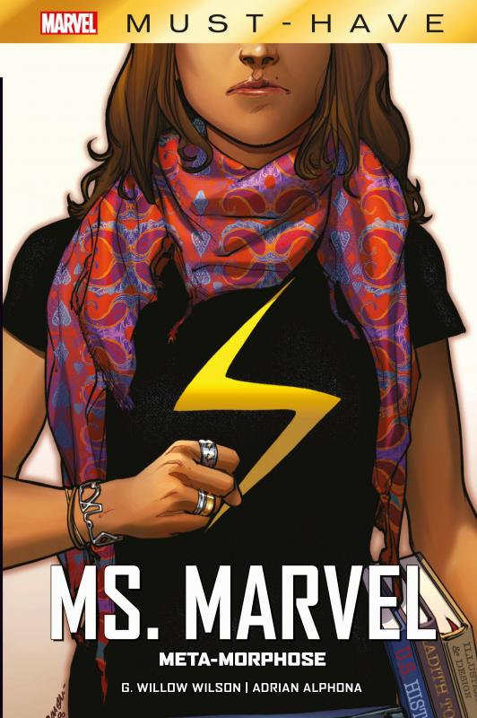 Cover-Bild Marvel Must-Have: Ms. Marvel: Meta-Morphose