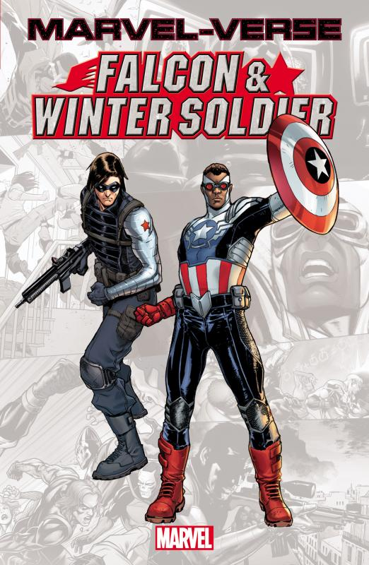 Cover-Bild Marvel-Verse: Falcon & Winter Soldier