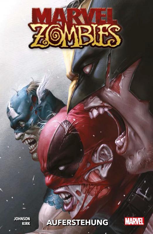 Cover-Bild Marvel Zombies: Auferstehung