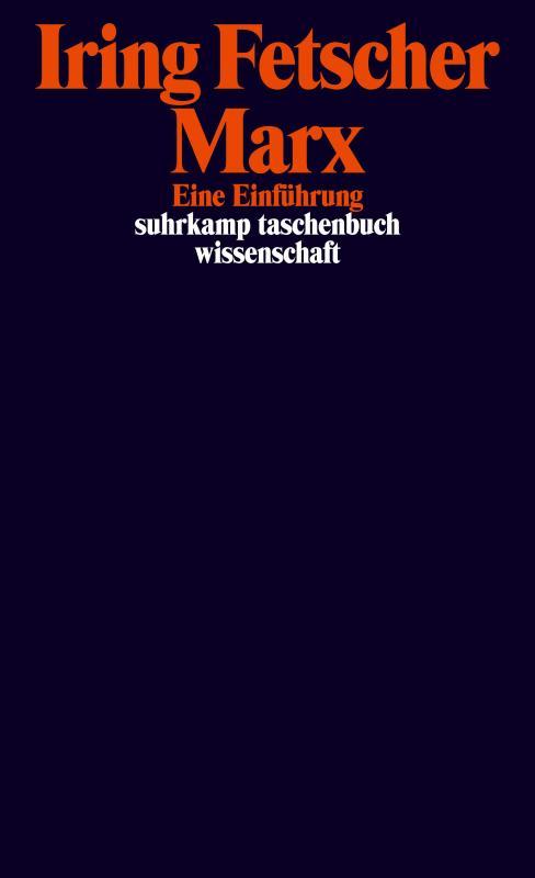Cover-Bild Marx