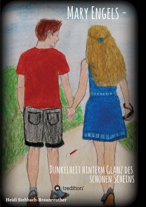 Cover-Bild Mary Engels - Dunkelheit hinterm Glanz des schönen Scheins