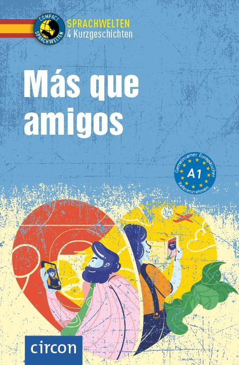 Cover-Bild Más que amigos