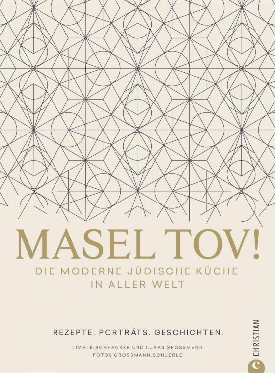 Cover-Bild Masel tov!
