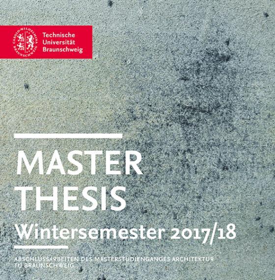 Cover-Bild Master Thesis