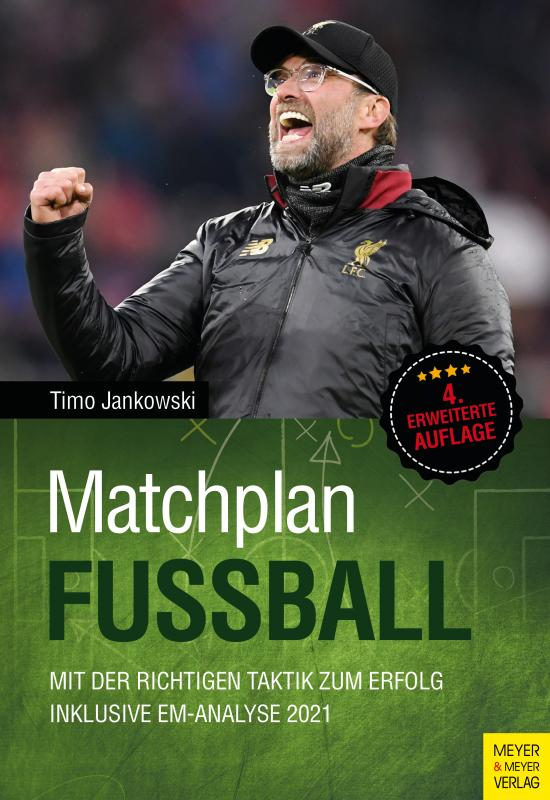 Cover-Bild Matchplan Fußball