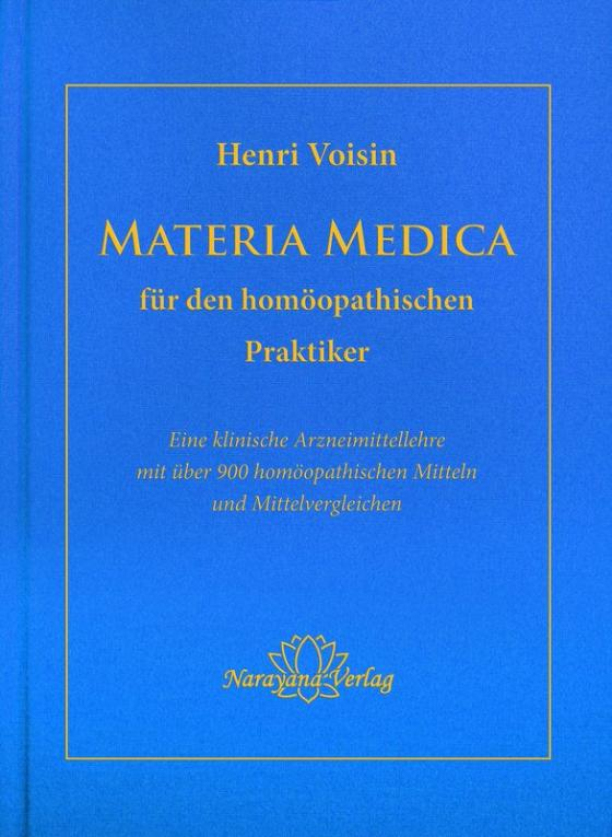 Cover-Bild Materia Medica für den homöopathischen Praktiker