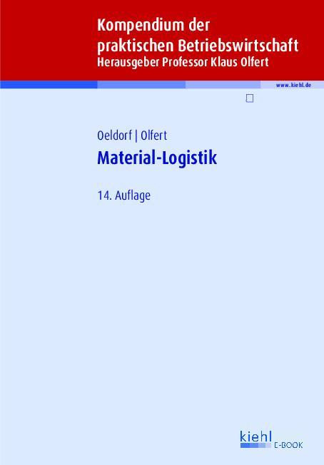 Cover-Bild Material-Logistik