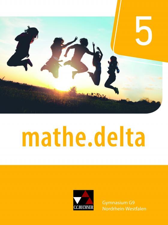 Cover-Bild mathe.delta – Nordrhein-Westfalen / mathe.delta NRW 5