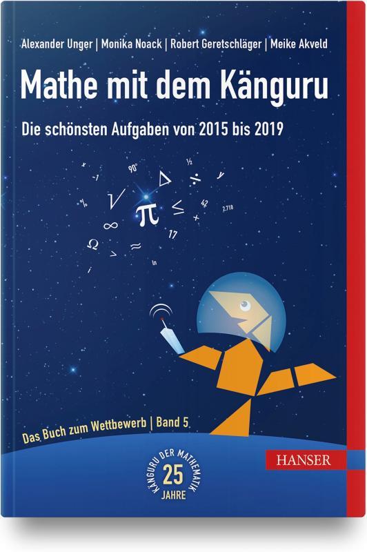 Cover-Bild Mathe mit dem Känguru 5