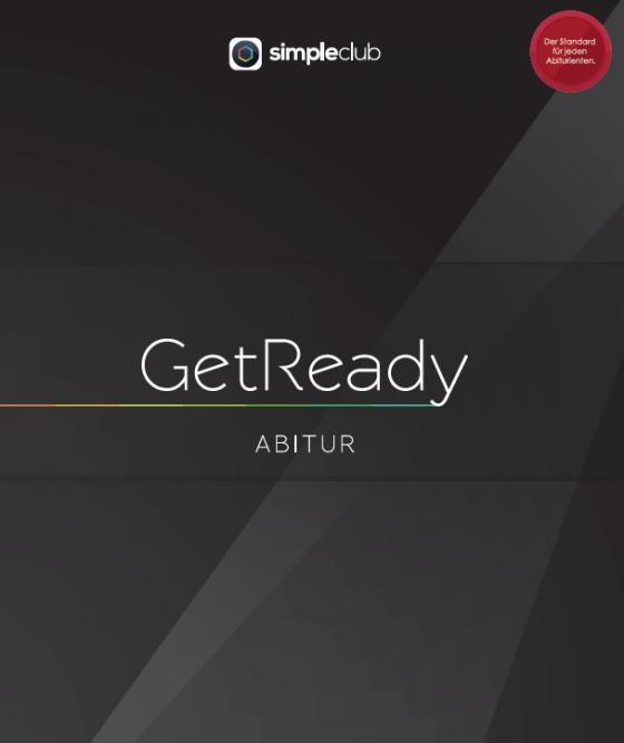 Cover-Bild Mathematik Abiturvorbereitung - GetReady