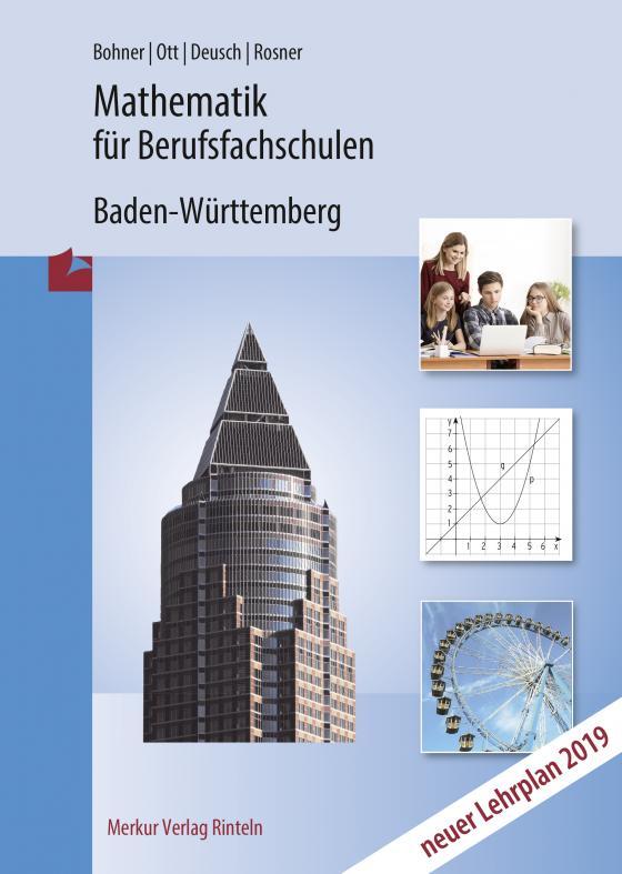 Cover-Bild Mathematik für Berufsfachschulen