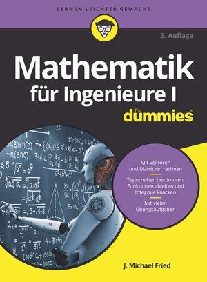 Cover-Bild Mathematik für Ingenieure I für Dummies