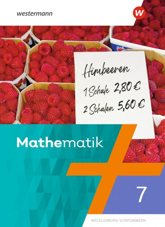 Cover-Bild Mathematik / Mathematik - Ausgabe 2019 für Regionale Schulen in Mecklenburg-Vorpommern