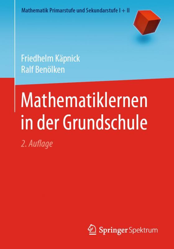 Cover-Bild Mathematiklernen in der Grundschule