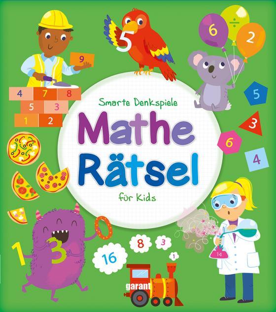 Cover-Bild Matherätsel für Kids