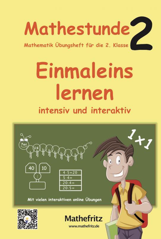 Cover-Bild Mathestunde 2 - Einmaleins lernen intensiv und interaktiv