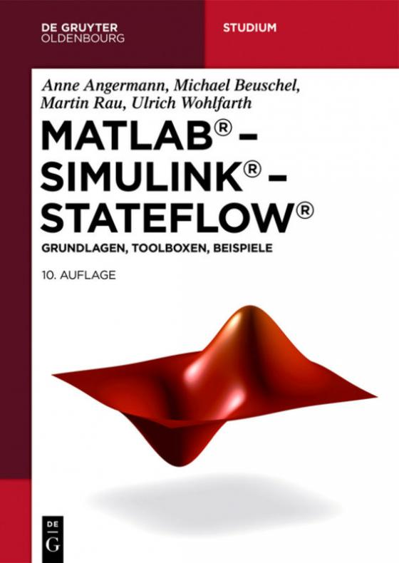 Cover-Bild MATLAB – Simulink – Stateflow