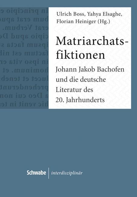 Cover-Bild Matriarchatsfiktionen