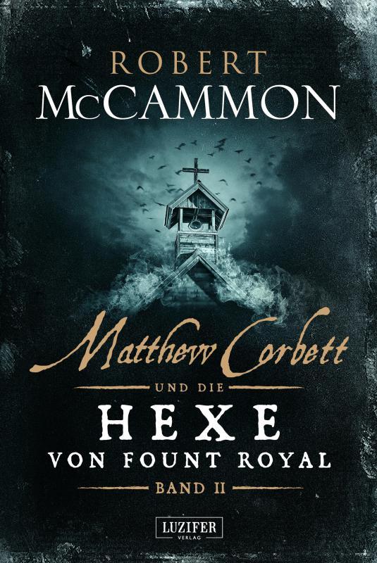 Cover-Bild MATTHEW CORBETT und die Hexe von Fount Royal - Band 2