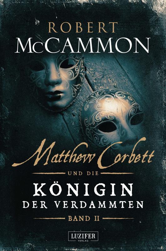 Cover-Bild MATTHEW CORBETT und die Königin der Verdammten - Band 2