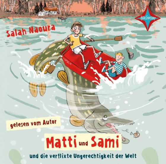 Cover-Bild Matti und Sami und die verflixte Ungerechtigkeit der Welt