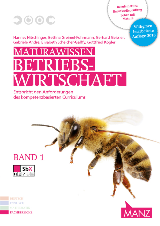 Cover-Bild Maturawissen / Betriebs- und Volkswirtschaft Band 1