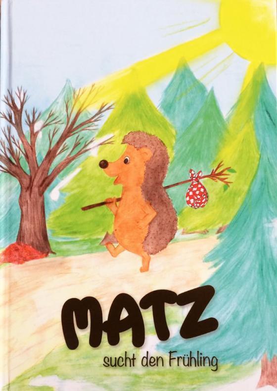Cover-Bild Matz sucht den Frühling