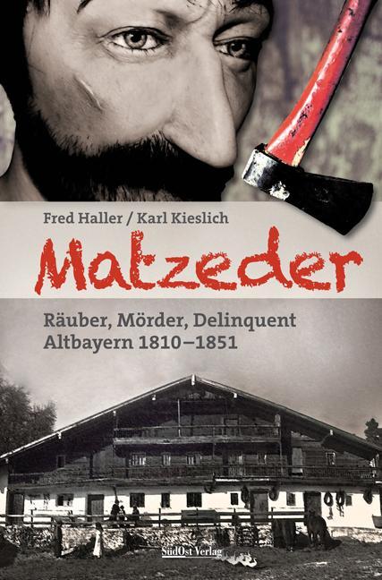 Cover-Bild Matzeder – Räuber, Mörder, Delinquent