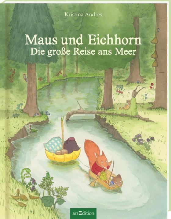 Cover-Bild Maus und Eichhorn