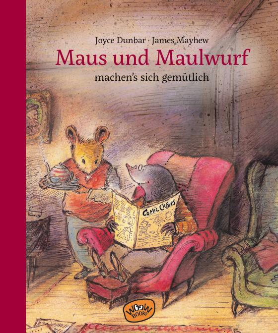 Cover-Bild Maus und Maulwurf machen sich's gemütlich (Bd. 2)
