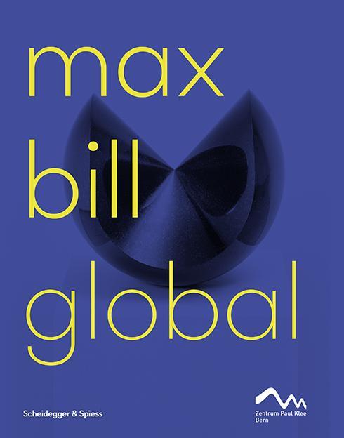 Cover-Bild Max Bill Global