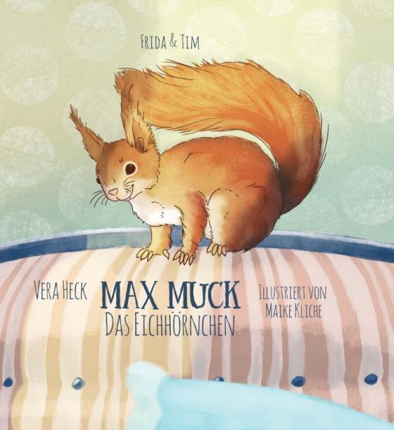 Cover-Bild Max Muck - Das Eichhörnchen