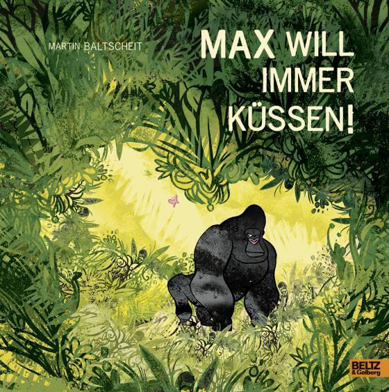 Cover-Bild Max will immer küssen