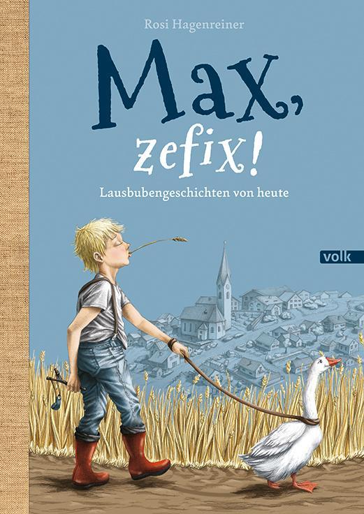 Cover-Bild Max, zefix!