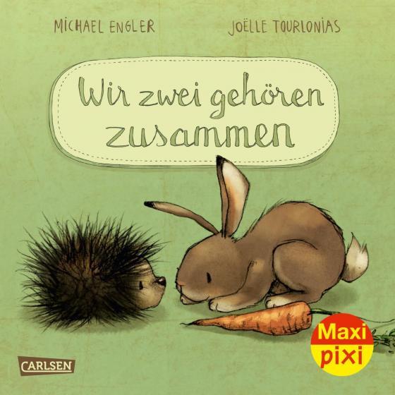 Cover-Bild Maxi Pixi 335: Wir zwei gehören zusammen